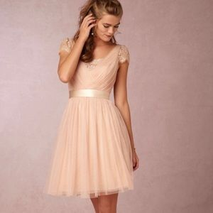 NEW BHLDN Ruby dress in Cameo Pink (size 8)